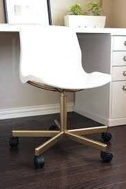 white leather office chair ikea. Contemporary Ikea Hack Make The Chair Look Like An Expensive Office  And White Leather Office Chair Ikea