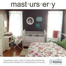 Master Bedroom And Mastursery A Nursery In Master Bedroom Mother Rising