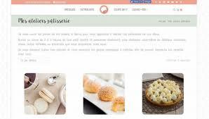 Du Nouveau Inscrivez Vous à Mes Ateliers De Pâtisserie Sucre D