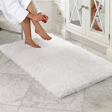 large bathroom rugs norcho soft microfiber non slip rubber luxury area rug for livingroom bedroom bathroom