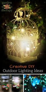 outdoor lighting idea. creative outdoor lighting ideas idea