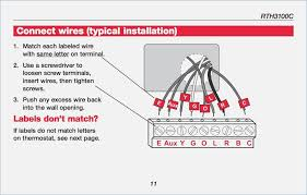 honeywell thermostat wiring diagram 3 wire sportsbettor me 3 wire thermostat programmable thermostat wiring diagrams how wire a honeywell room thermostat honeywell thermostat wiring