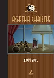 Znalezione obrazy dla zapytania Kurtyna Poirot