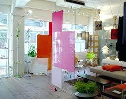 Decoration And Design Plexiglass Wall Installation Awesome Room Divider In Modern 97