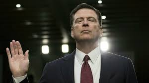 Image result for james comey under oath