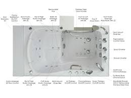 elite top view4 elite features1 walk in tub tags hydrotherapy