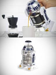 R2d2 Vending Machine Fascinating R48D48 Coffee Press And 48 More Star Wars Gadgets You Never Knew About