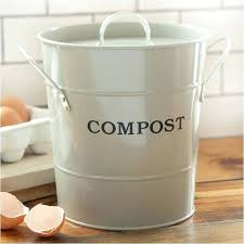 save yourself multiple trips to the post bin with one of these lovely cad s kitchen compost pails kitchen bin