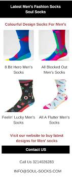 Discount Mens Designer Socks Sock Subscription For Men Mens Designer Socks Soul Socks