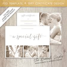 Photography Gift Certificate Template 15 Best My Shop Images On Pinterest Photography Gift Certificate