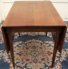 breathtaking drop leaf pedestal table 1 impressive round kitchen throughout dining room decor 17