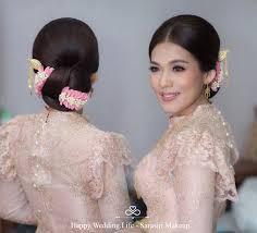 เทรนดแตงหนาทำผมเจาสาวชดไทยใหสวยละมน สงางามตามแบบ