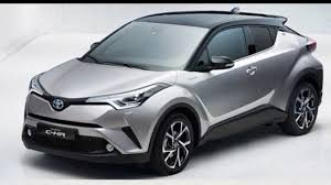 Toyota Suv C-HR Upcoming Car - YouTube