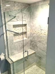 showers aqua glass shower enclosure tub super bathroom enclosures clear door s quadrant
