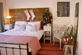 Songbird Christmas Bed Room 6