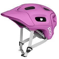 Poc Bike Helmet Size Chart Amazon Com Poc Trabec Bike Helmet Actinium Pink Medium