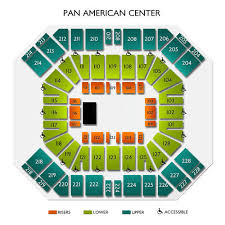 pan am center las cruces seating chart pan american center 2019 seating chart