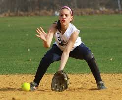 softball infield drills