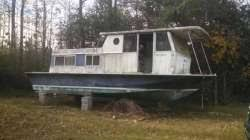Small Picture Used House Boats for Sale