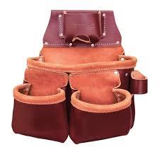 model 51 15018 db sitegear 12 in 3 pocket top grain leather