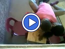 African students fucking in classroom