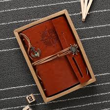 2019 hot leather journal travelers notvintage kraft paper blank sketchbook diary a6 not can be engraved notebooks from amaryllier 22 1 dhgate com