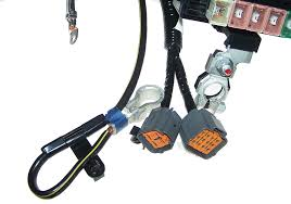 93 95 rx7 manual battery terminal wire harness (fd01 67 070k) FC Rx7 Turbo 2 at Rx7 Turbo 2 Wire Harness