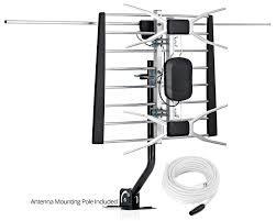 viewtv amplified outdoor omnidirectional hdtv antenna