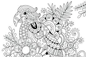 Printable Coloring Pages For Adults Pdf Free Printable Coloring