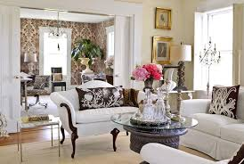Mix And Chic Beautiful Living Rooms