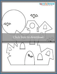 Haunted House Coloring Page Lovetoknow