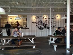 federalist beer garden and restaurant opens in midtown