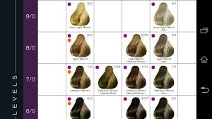 Kadus Colour Chart In 2019 Hair Stations Color Chart