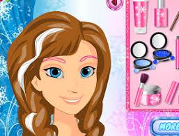 play anna makeup game