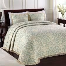 Buy Lamont Home Quilts from Bed Bath & Beyond & Lamont Homeâ?¢ All Over Brocade Standard Pillow Sham in Blue Adamdwight.com