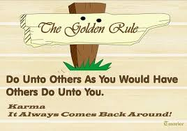 Golden Rule Quotes Stunning The Golden Rule Don't Tell Someone All Of Your Business Then Screw