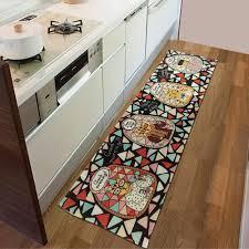 kitchen modern runner rugs