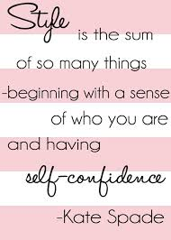 Kate Spade Quotes Unique Style Quote She's Speaking My Language To My Style Is Something