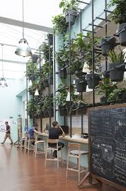 interior design office space ideas. in barcelona studio lagranja have created an airy plantfilled office space for interior design ideas e