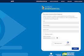 Dataprev e Ministério da Cidadania lançam portal de consulta à situação do  auxílio emergencial — Português (Brasil)