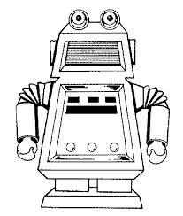 Kleurplaten Robot Information And Ideas Herz Intakt