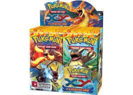 2014 Pokemon XY Flashfire Booster Box -