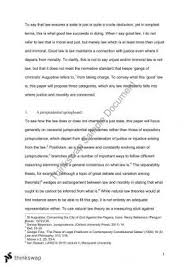 law jurisprudence thinkswap jusiprudence assignment essay