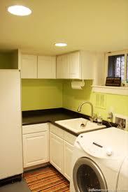 Concrete Floors Kitchen 17 Best Ideas About Painted Concrete Floors On Pinterest