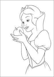 52 Amazing Snow White Coloring Pages Images Snow White Coloring