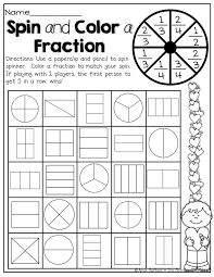 Equivalent Fractions Worksheets...these coloring sheets make ...