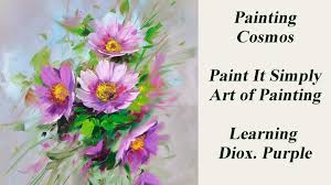 david jansen you painting on fabricpainting spainting techniquesflower
