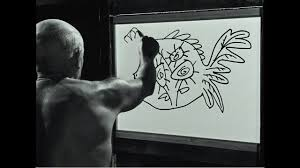 Watch <b>Picasso</b> Make a Masterpiece - YouTube