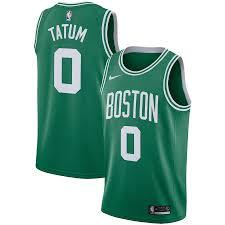 Boston celtics rumors, news and videos from the best sources on the web. Men S Nike Jayson Tatum Green Boston Celtics Swingman Jersey Icon Edition
