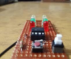 Light Chaser Gift Code Hack Led Chaser 7 Steps Instructables
